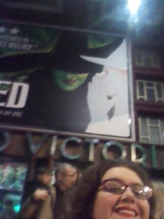 wicked selfie